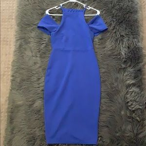 ASOS Blue Dress